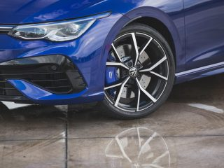 VW Golf R Performance 2021 4