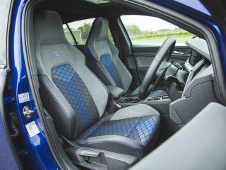 VW Golf R Performance 2021 7