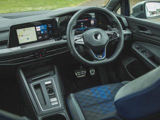 VW Golf R Performance 2021 8
