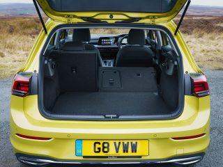 VW Golf eTSI drive 2021 5