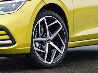 VW Golf eTSI drive 2021 9