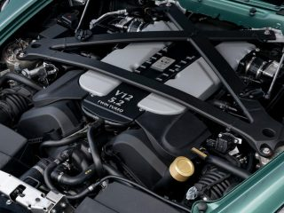 aston martin V12 Speedster review 12