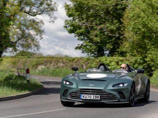 aston martin V12 Speedster review 13