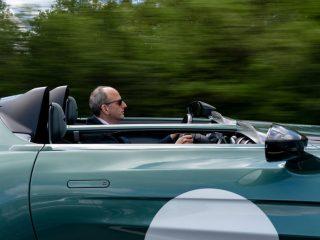 aston martin V12 Speedster review 14