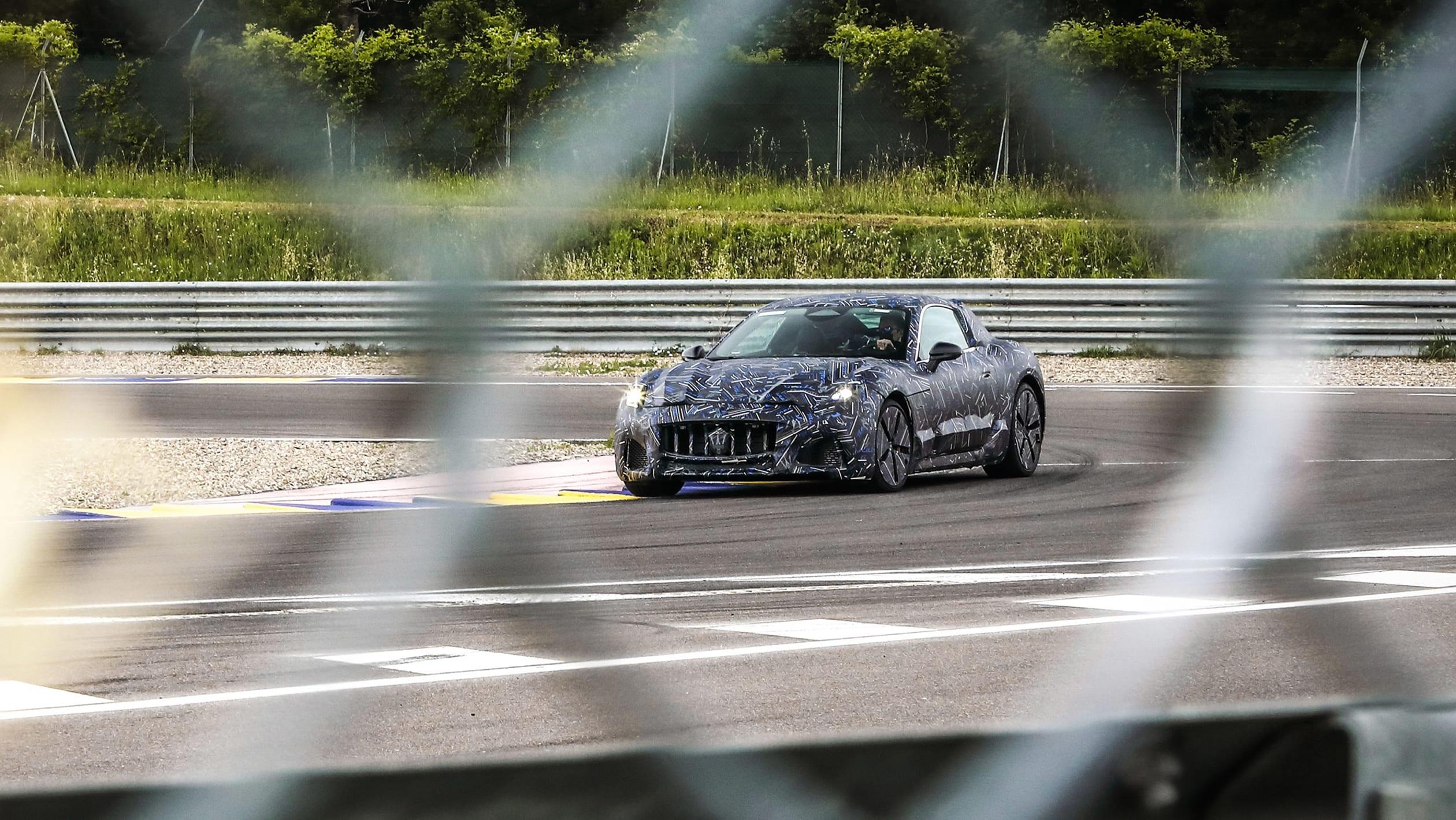 02 Maserati GranTurismo Prototype