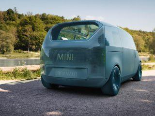 93 mini urbanaut 2021 concept proto rear end