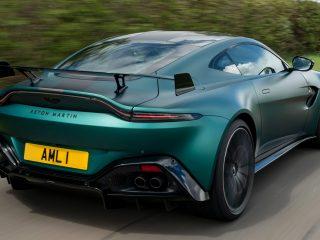 Aston Martin Vantage F1 Edition 10