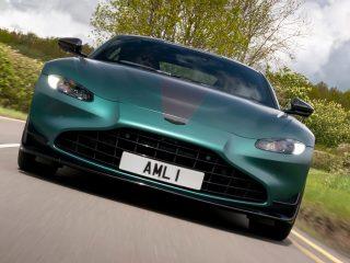 Aston Martin Vantage F1 Edition 9