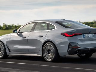 BMW 4 Series Gran Coupe 2021 2