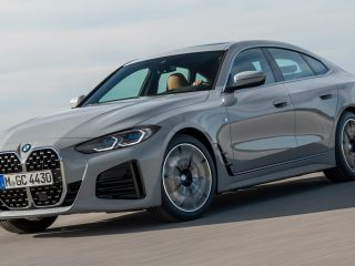 BMW 4 Series Gran Coupe 2021 3