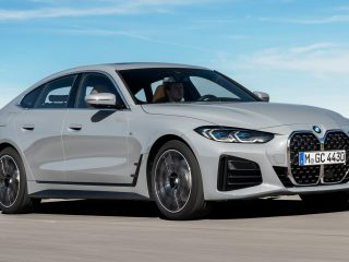 BMW 4 Series Gran Coupe 2021