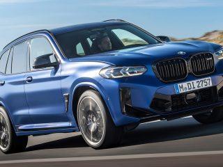 BMW X3 M 2021 2