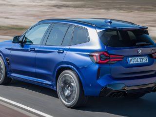 BMW X3 M 2021 3