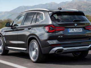 BMW X3 facelift 14