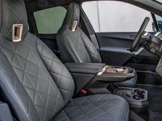 BMW iX prototype 5