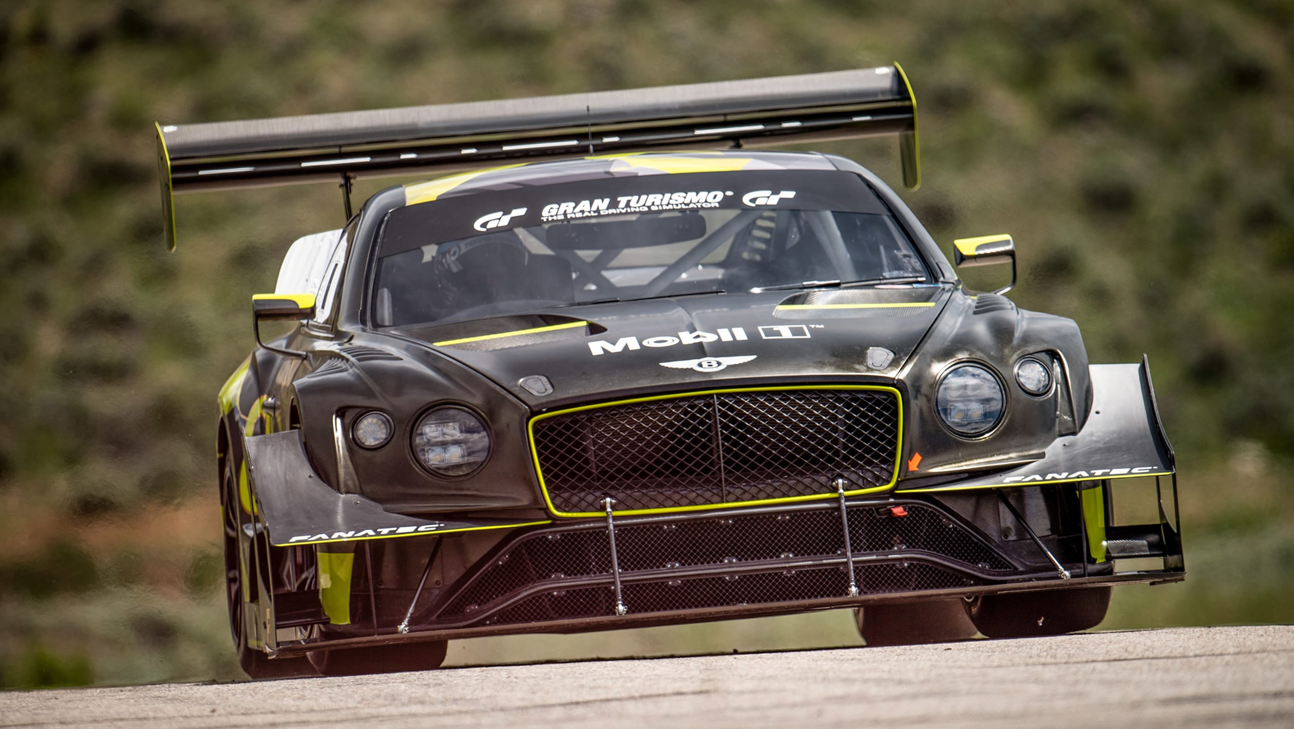 Continental GT3 Pikes Peak Livery 1