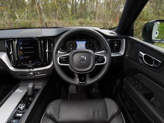 Jaguar F Pace vs Volvo XC60 4