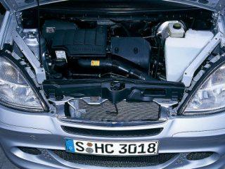 Mercedes A38 AMG twin engine 3