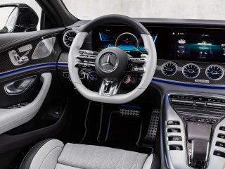 Mercedes AMG GT 4 Door 2021 facelift 16