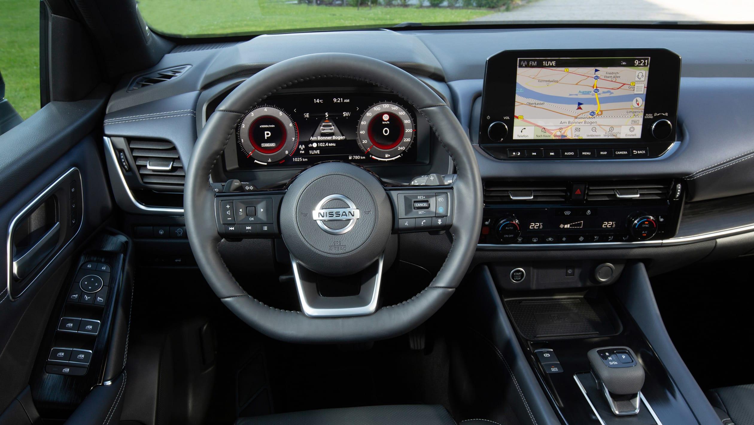 New Nissan Qashqai 2021
