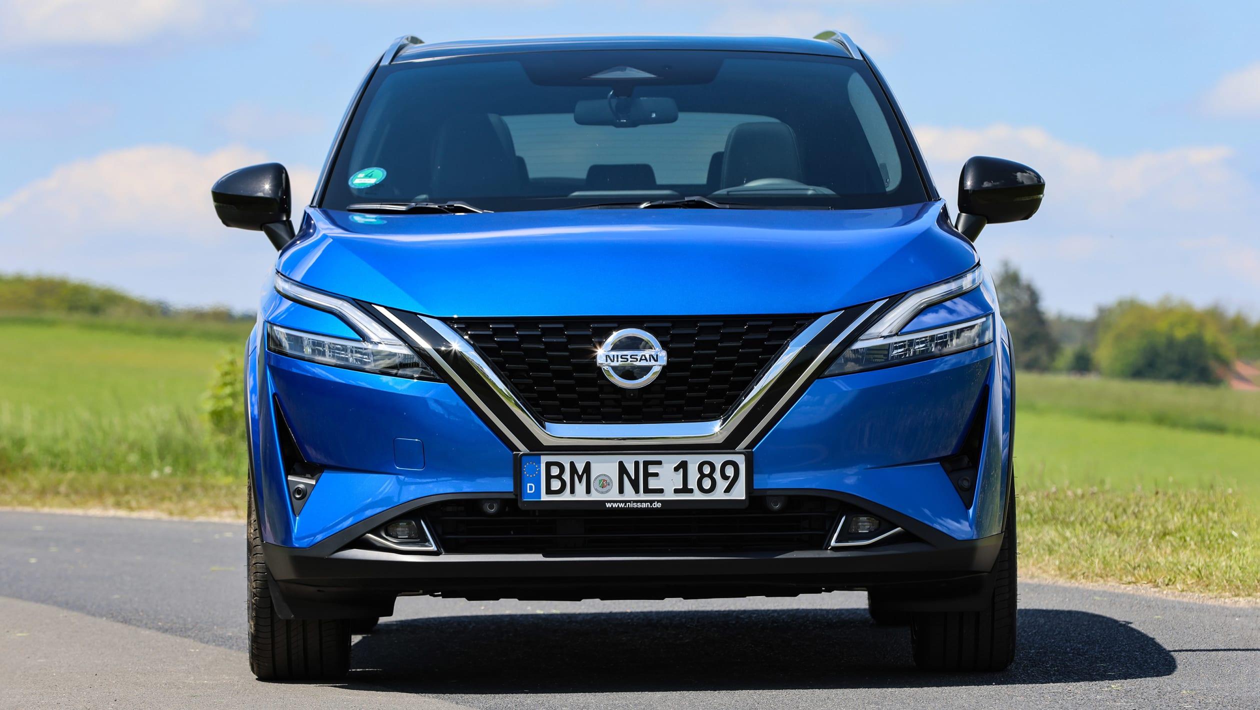 New Nissan Qashqai 2021 16
