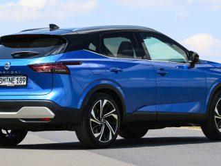 New Nissan Qashqai 2021 18