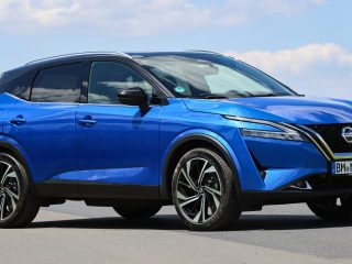 New Nissan Qashqai 2021 20