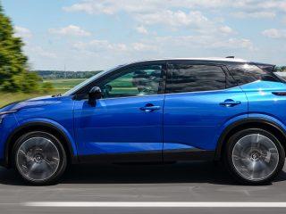 New Nissan Qashqai 2021 22