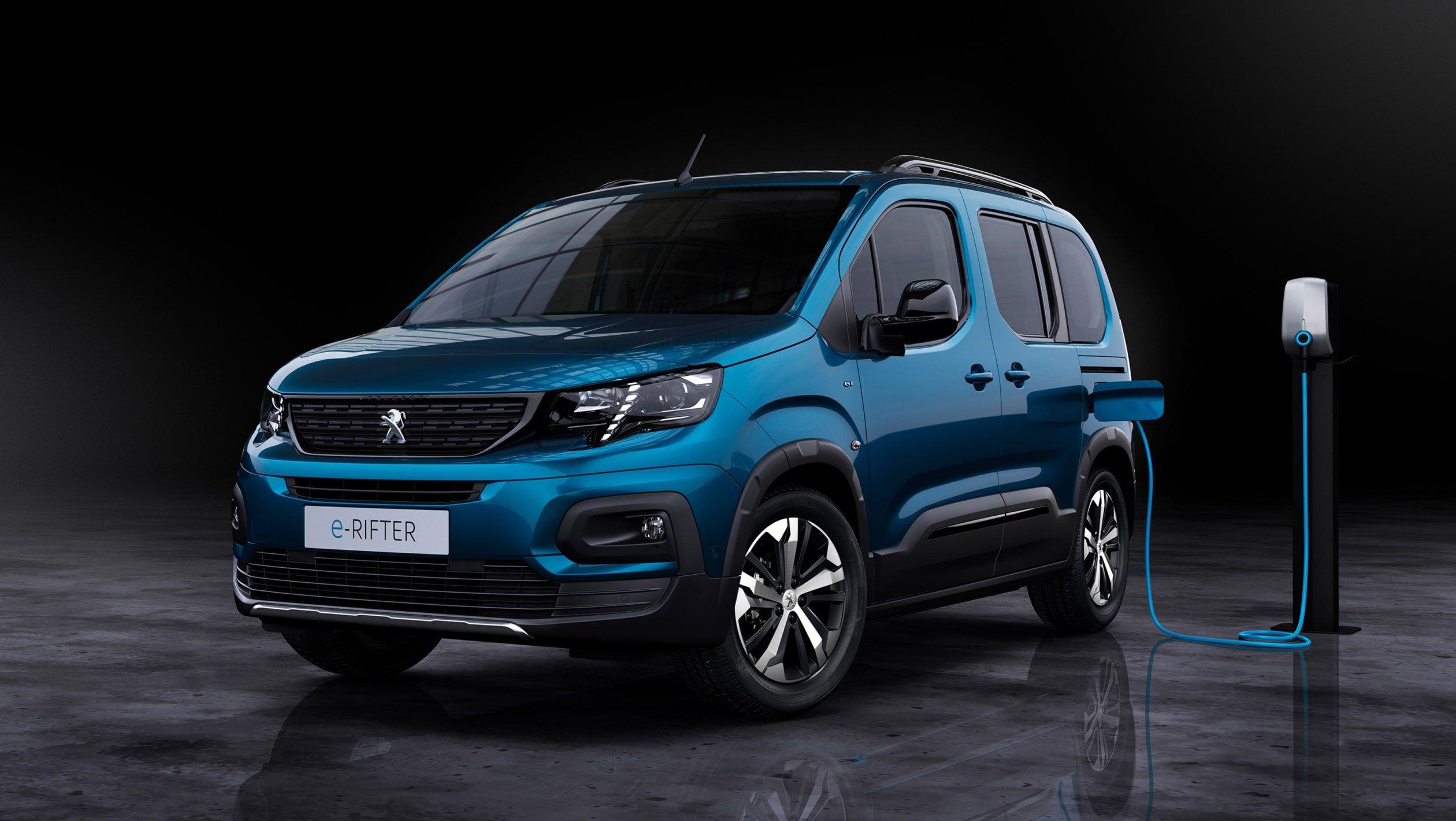 Peugeot e Rifter 10