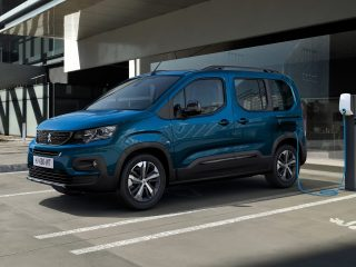 Peugeot e Rifter 8