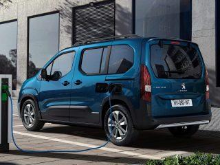 Peugeot e Rifter 9