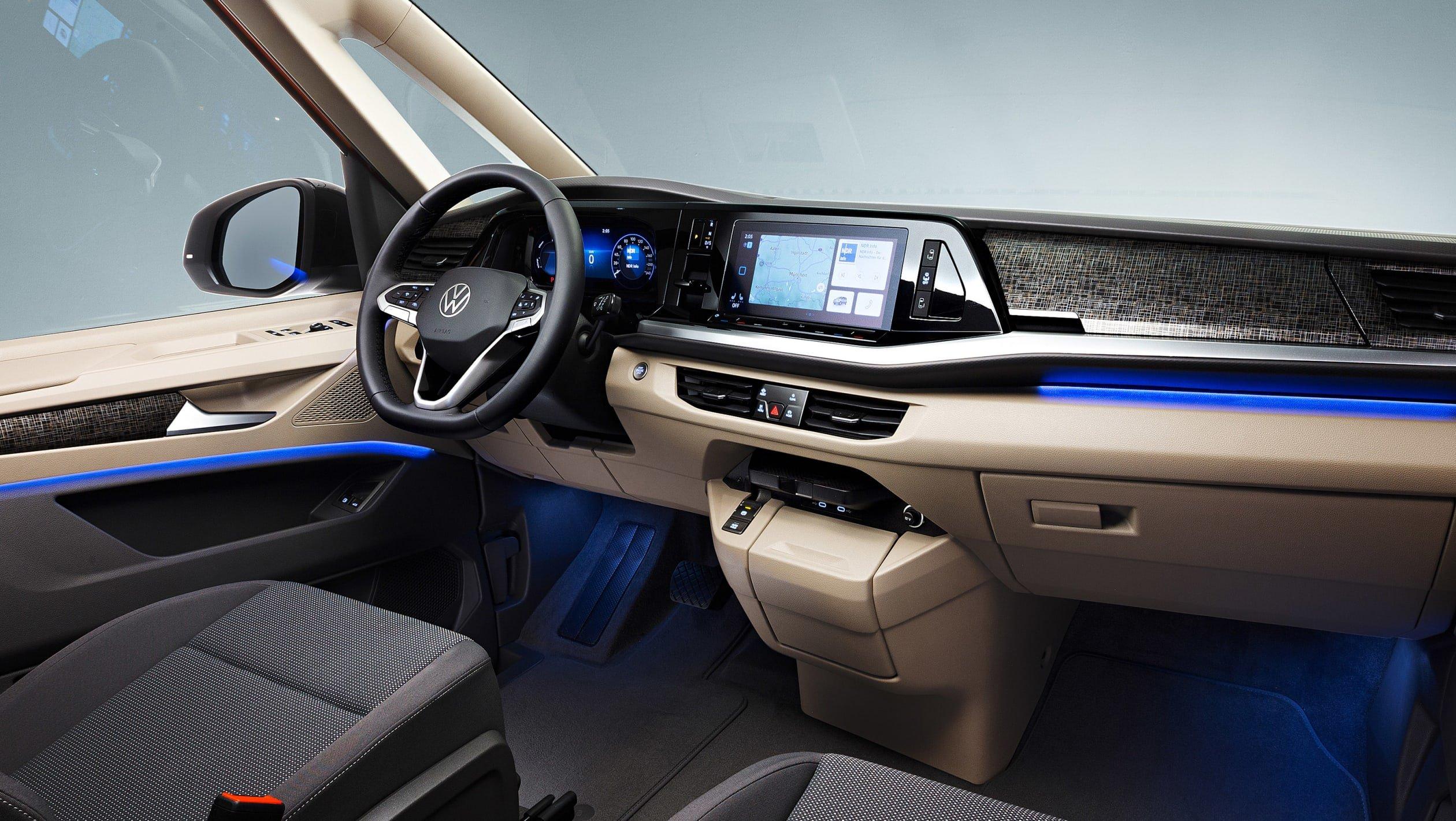 Volkswagen T7 Multivan 7