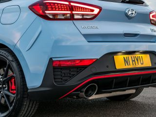 2021 Hyundai i30 N automatic DCT 6