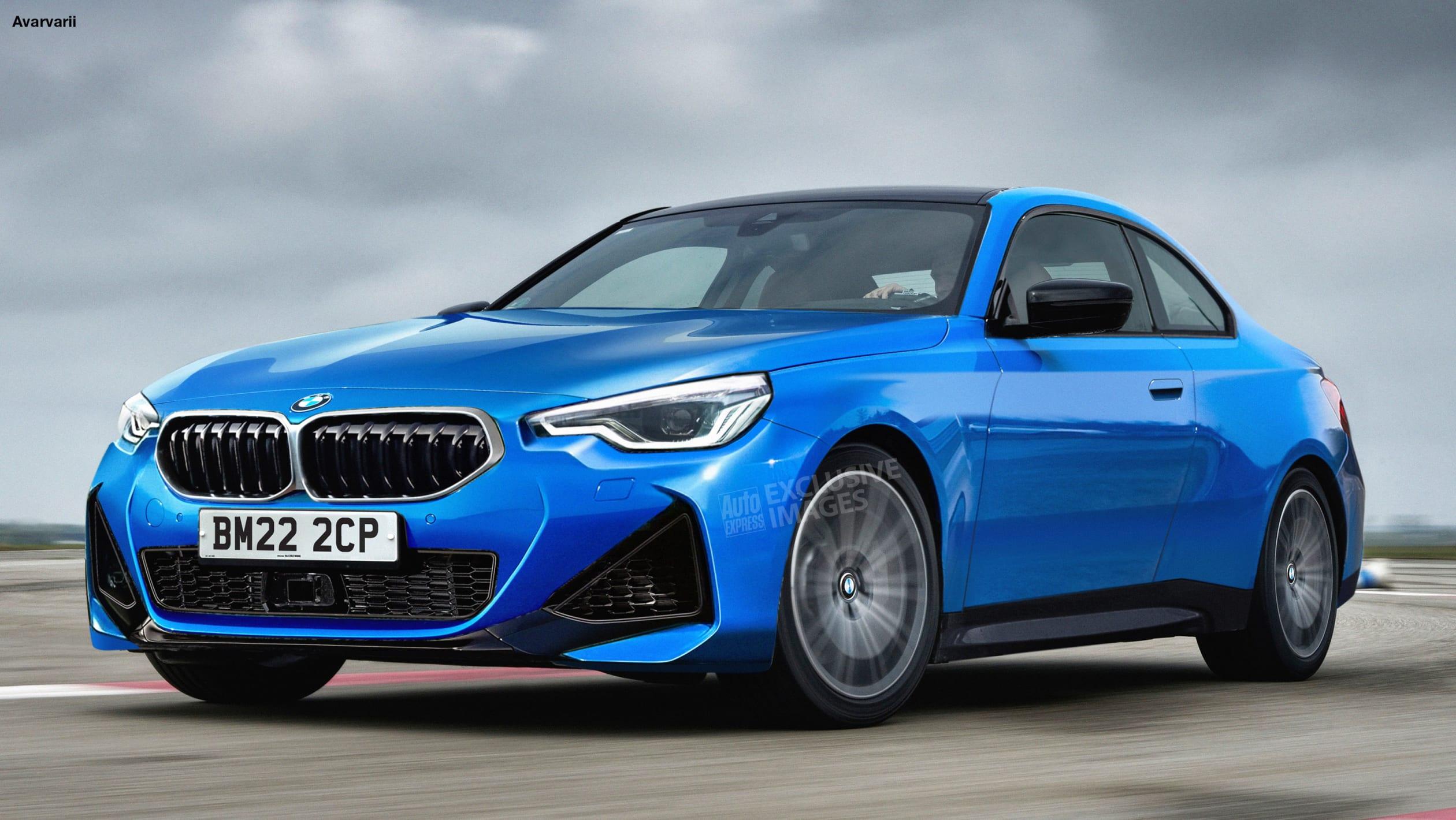 2022 BMW 2 Series leak 3