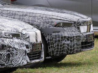 2022 BMW 5 i5 spy pics 5