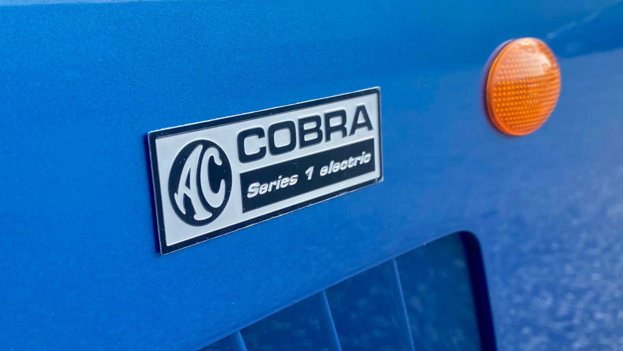 AC Cobra electric S1 2