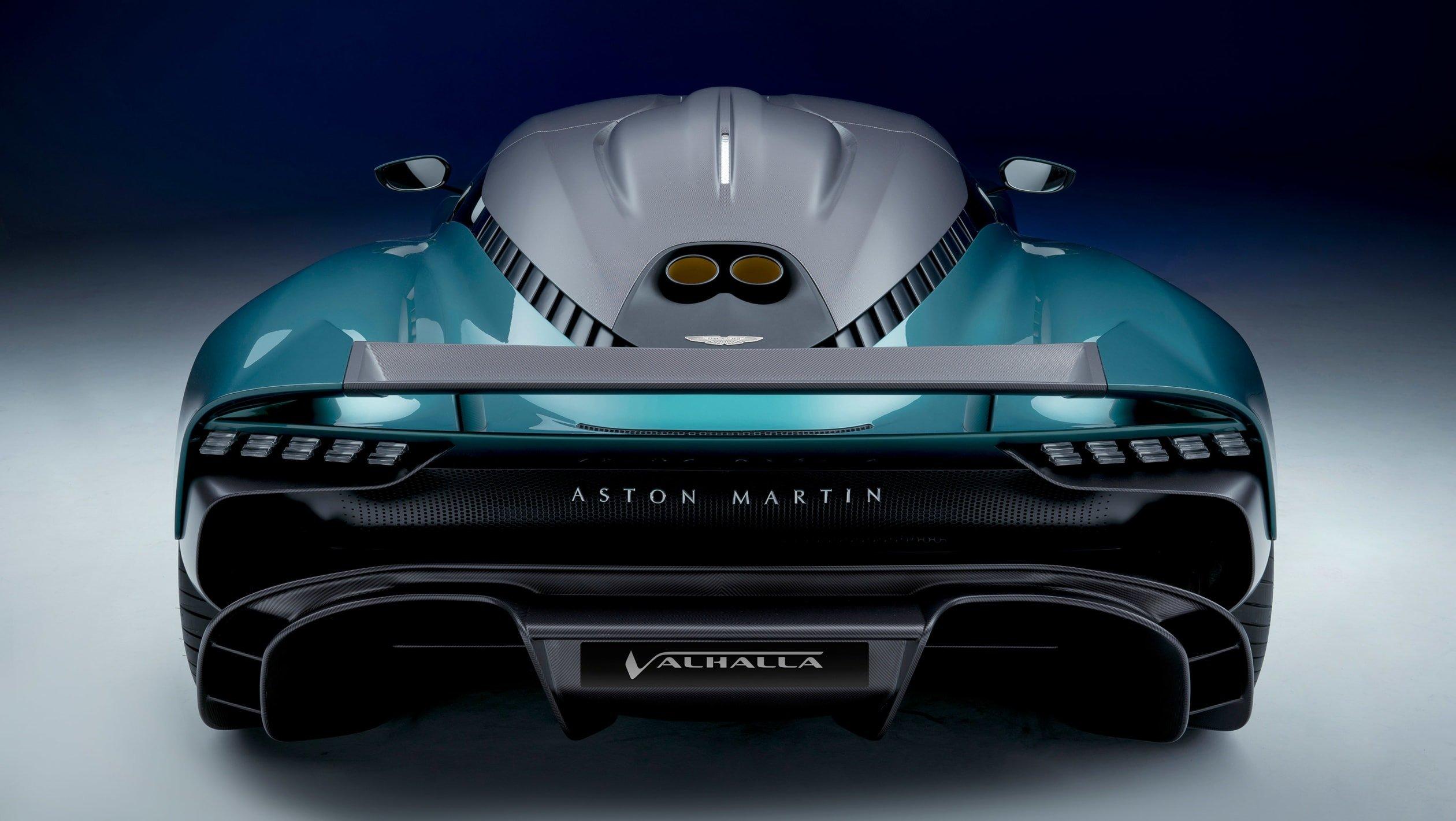 Aston Martin Valhalla 2021 5