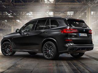 BMW X5 6 7 dark theme 2021 3