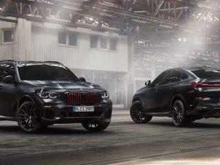 BMW X5 6 7 dark theme 2021 5