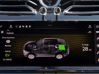 Bentley Bentayga Hybrid 2021 review 12
