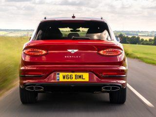 Bentley Bentayga Hybrid 2021 review 3