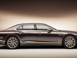 Bentley Flying Spur Odyssean Edition 2