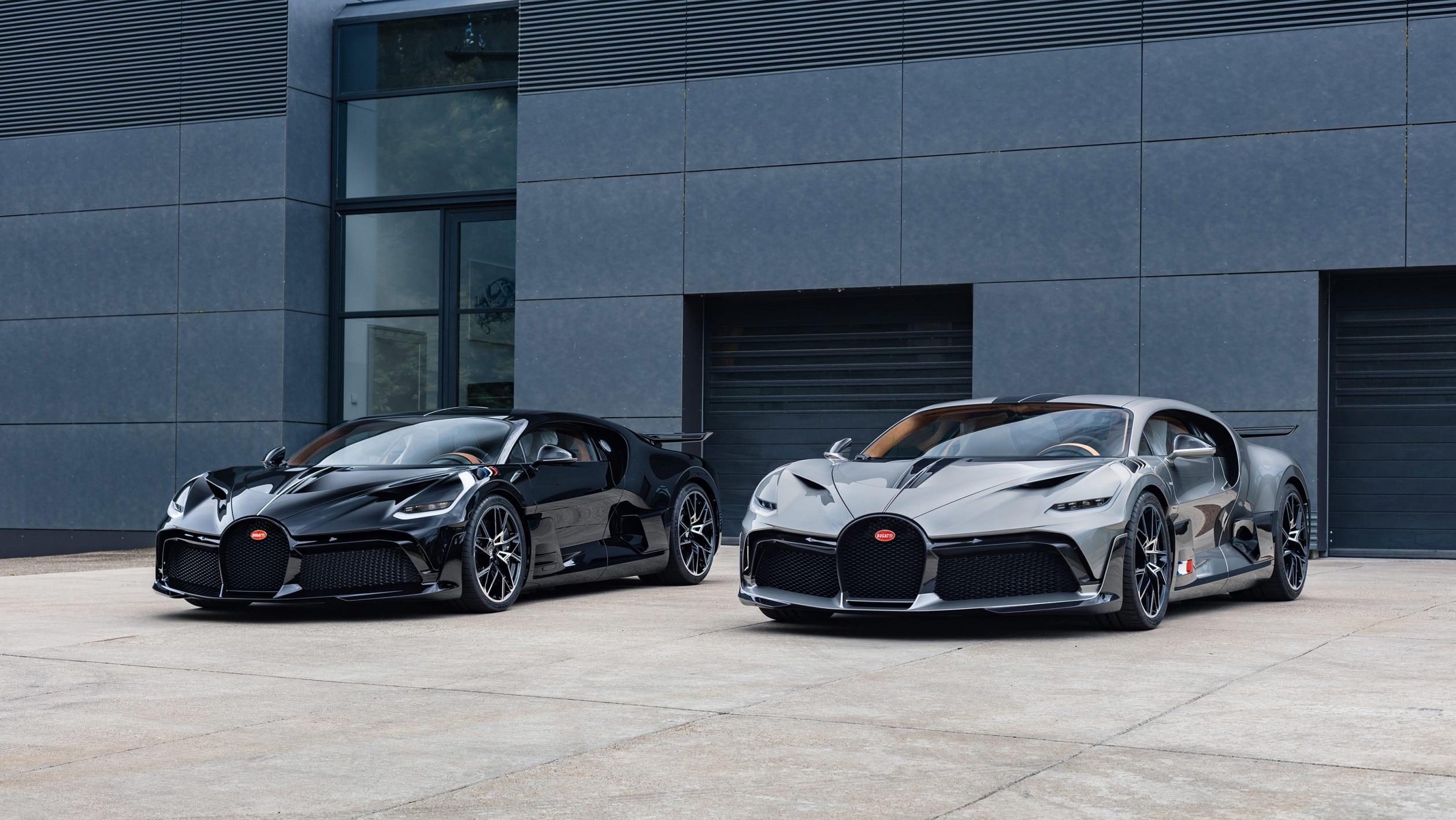 Bugatti Divo first deliveries 2