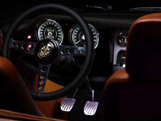 Jaguar E Type restomod Unleashed 2