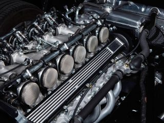 Jaguar E Type restomod Unleashed 3