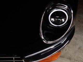 Jaguar E Type restomod Unleashed 5