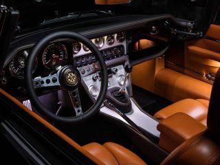 Jaguar E Type restomod Unleashed 7