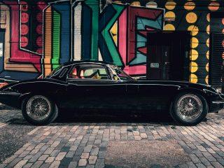 Jaguar E Type restomod Unleashed 9