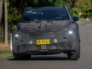 Kia SPortage Australia 2022 tuning 7