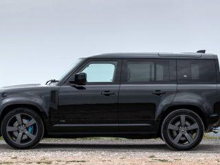 Land Rover Defender 110 V8 review 12